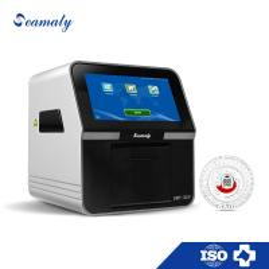 High Accuracy Veterinary Biochemistry Analyzer / Blood Coagulation Analyzer Manufactures