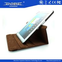 Litchi pattern PU Fashion protective Case with rotating stand for Samsung Galaxy Tab2 P5100 Manufactures