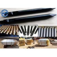 China Excavator Hydraulic Breaker Hammer Chisel Rammer G100 For Stone And Rock on sale