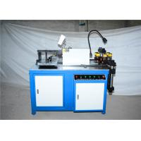 Hydraulic CNC Aluminum / Copper Punching Machine , Metal Hole Punch Machine Manufactures