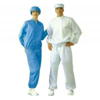 Chemical Industry Anti Static Products Esd Garments With Shirt And Workwear Trousers Manufactures