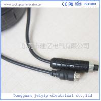 Rear View Female To Male Backup Camera Cable 4 Pin With Customized Length Manufactures