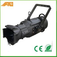 Quality 150W Fashion Show Stage Imaging LED Profile Spot Lights 19 26 36 Degree for sale