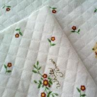 China Printed CVC Jacquard Fabric, Suitable for Sleepwear or baby Cloth on sale