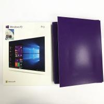 Korean Language Microsoft Retail Box 64 Bits 3.0 USB Flash Drive License Key Manufactures