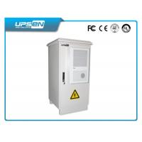 Intelligent 3 Phase Outdoor Uninterruptible Power Supply 10KVA - 100KVA Online UPS with IP55 Sealing Level Manufactures