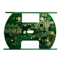 Speed Dome Cctv Camera Circuit Board / 1oz 4 Layers FR 4 Pcb Manufactures