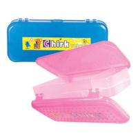 China Double deck pencil case on sale