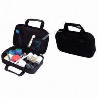 Sewing Kit/Leather Bag, Measures 13x8x4.5cm Manufactures