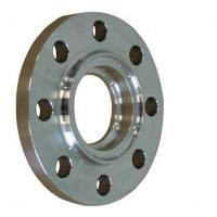 ASTM A105 Φ200 - Φ1000 mm Carbon Steel Round Forged Steel Flange For Water Conservancy Manufactures