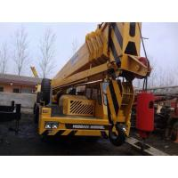 GT650E Used Tadano Crane 65 Ton Truck Crane from Japan Manufactures