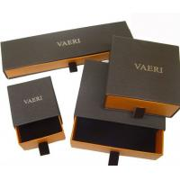 Custom Made Cardboard Wine Gift Boxes , Anti Dust Brown Card Gift Boxes Manufactures