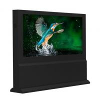 Vertical Screen LCD Advertising Player Outdoor Landing Zone 7*24 Hour Working Manufactures