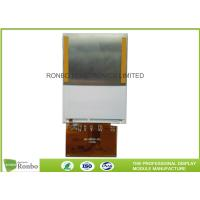 China Customized Resistive Touch TFT LCD Screen 2.4 Inch QVGA 240 * 320 MCU 16 Bit Interface on sale