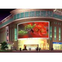 HD P10 Outdoor Full Colorled Advertising Billboards Stadium Led Video Screen 9000 Nits Manufactures