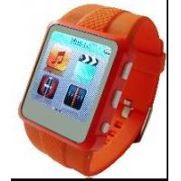 AD668-A True Color Screen Built-in Lithium Battery Photograph MP4 Wrist Watch  Manufactures