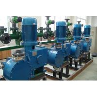 High Precision Hydraulic Driven Diaphragm Pump 6000LPH 10bar For Chemical Indsutry for sale