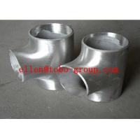 Stainless steel tee ,super duplex uns s32750,  UNS S32760, A815 UNSS31803. TEE ,A403 WP321, 321H. WP347., SB366 INCONEL Manufactures