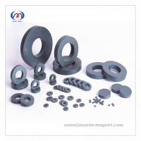 Ceramic/Ferrite Ring Magnets Y30/Y35 grade