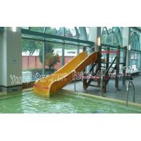 Swimming pool water slides for children Manufactures