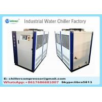 -5C 8 Tons Low Temperaturel Air  Cooled Glycol Chiller Brewery Manufactures