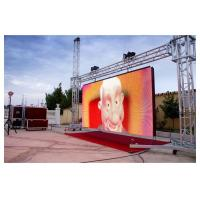 P8 Large Outdoor LED Display Screens For Advertising Manufactures