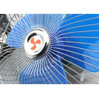 12V And 24V Metal Silver Electric Cooling Fans For Trucks Electric Radiator Fan