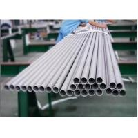 China 304 Austenitic Stainless Steel Welded Pipes A312 TP304 / 304L , ASTM A269 - 10 Duplex Steel Pipes on sale