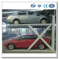 Double Parking Car Lift Double Deck Car Parking Vertical Parking System Manufactures