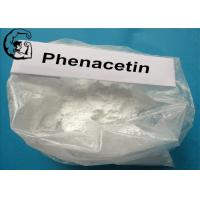 High Purity 99% Pharmaceutical Raw Powder Phenacetin Antipyretic Analgesic Manufactures