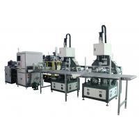 WM-4045A Automatic Rigid Box Making Machine 50HZ For Cell Phone Box Manufactures
