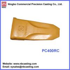 China Komatsu Excavator bucket teeth point PC400RC(208-70-14152RC) on sale