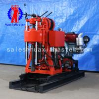 XY-100 hydraulic core drilling rig/civil rotary water well drilling machine 100m rock drilling rig Manufactures