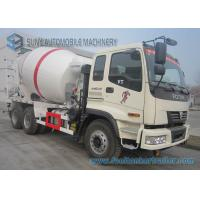 China 340 HP 10 Wheeler Foton Auman Concrete Mixer Truck 9000 Liters Agitating Lorry With VT Cab on sale
