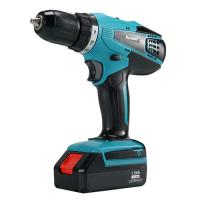 Waterproof Power Tools Cordless Drill For Home Use Two Speed Transmission Manufactures