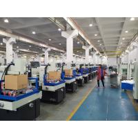 Window XP System Wire Cutting Machine , Wire Edm Machine With LED Inside Light Manufactures