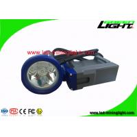 IP68 water-proof with colorful pc shell and rechargeable battery Cordless LED Mining Light Manufactures