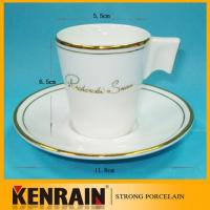 China Ceramic Cup,Porcelain Cup,Porcelain Mug,Coffee Cup & Saucer on sale