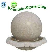 China Commercial Sphere Granite Water Fountain Supplier and Exporter from China on sale