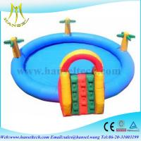 Hansel Giant Inflatable Water Pool With Lower Price Manufactures