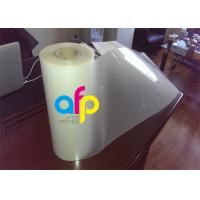 Matte Thermal Lamination Film , Multiple Extrusion Transparent Roll Laminating Film Manufactures