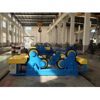 Tank Self-aligned Welding Rotator Pipe Welding Positioners High Speed Manufactures