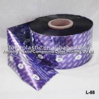 PET / VMCPP Shrink Sleeve Label , Sugar Snacks Wrapping Films Manufactures
