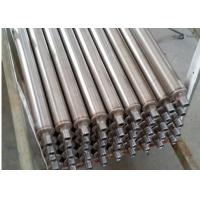 Petrochemical Treatment Industrial Screens OD 37mm With Johnson Wedge Wire Filter Element Manufactures