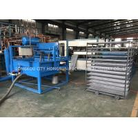 ISO9001 220V Apple Tray Machine Low Power Consumption No Pollution Manufactures