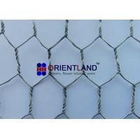 China Garden Chicken Wire Netting Fencing Rabbits Net Protect 0.2m-3m Width on sale