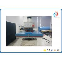 Pneumatic Single Station Sublimation Heat Press Machine Semi automatic Manufactures