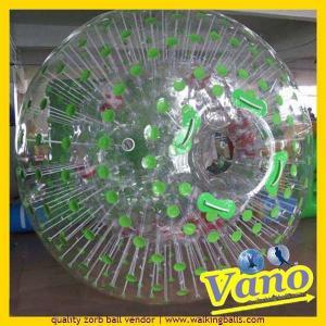 China Zorb Ball, Human Hamster Ball, Zorbing Balls for Sale Vano Inflatables on sale