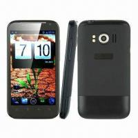China 3G Phone with Android 4.0.3 OS/MTK6575 CPU/4.6-inch Multiple Touchscreen/GPS/Wi-Fi on sale