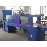 L Type Shrink Packing Machine PLC control For Automatic Production Line Manufactures
